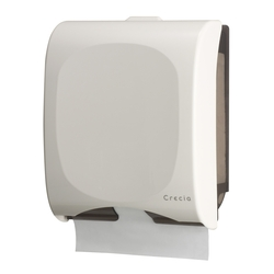 Crecia Hand Towel Dispenser Slim 400 Oval