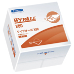 WypAll x 80 4-Folds (Non-Woven Fabric Wiper)