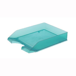 Letter Tray A4 Vertical Blue