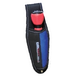 Screwdriver Case, Black/Blue