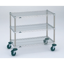 Stainless Steel Erector Cart All-Stainless Steel Type Mini Cart