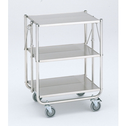 Stainless Steel Foldable Wagon