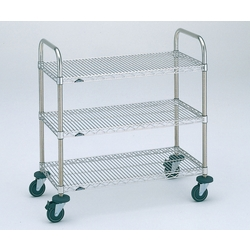 Stainless Steel Erector Cart All-Purpose Cart