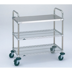 Stainless Steel Erector Cart UTT Cart 1 Type