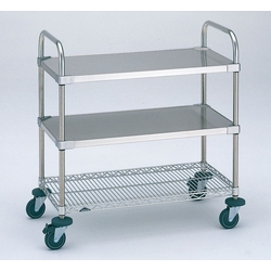 Stainless Steel Erector Cart UTT Cart 2 Type