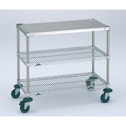 Stainless Steel Erector Cart Working Cart 2 Type
