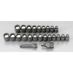 "(3/8"") Impact Socket Set (With Magnet) EA164CP-7"