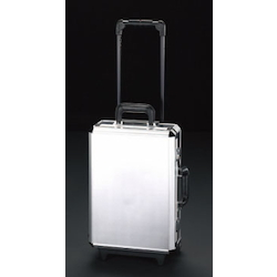 Aluminum Trunk Case with Casters EA502AA-2