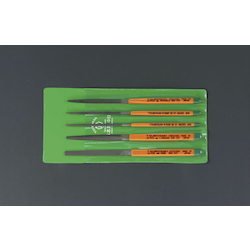 5-Type File Set (5 Pcs) (Second-Cut) EA521TA-5D