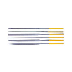 Titanium Coated Precision File EA521VE-1A