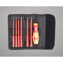 [Changeable] Insulated Screwdriver Set EA560
