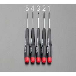 (+)(-) Precision Screwdriver EA561KB-5