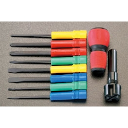 Screwdriver (With Cup Hook Fastener) Set EA564AG-7
