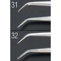 [Stainless Steel] Precision Tweezers EA595AK-32