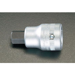 "(1"") Hex Bit Socket EA617VE-19"
