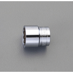 "1/2""sq x 24mm Socket EA618RL-24"