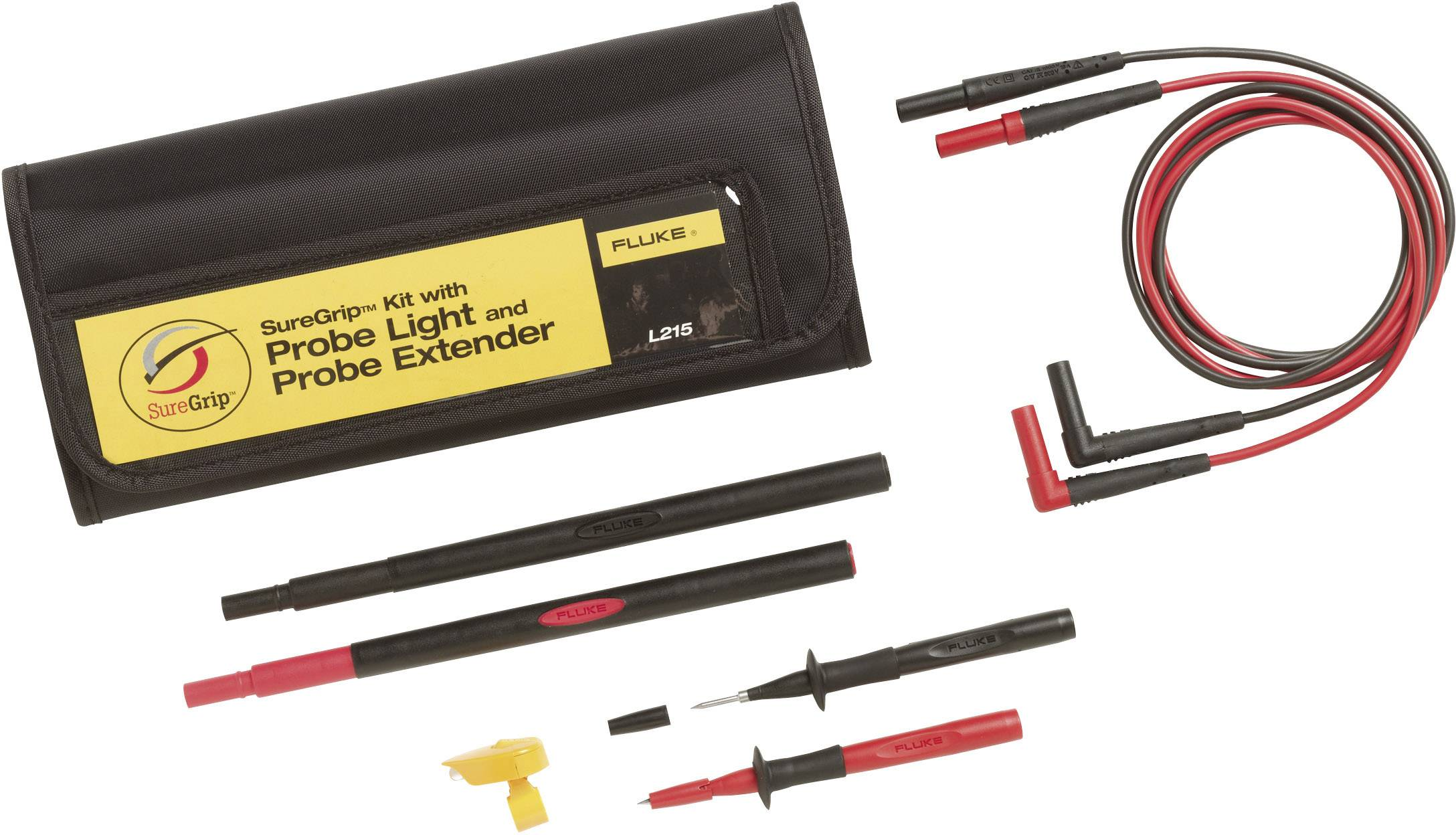 SureGrip Kit with Probe Light and Probe Extender