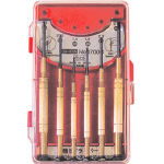 Precision Screwdriver Set (Set Of 6) FPD-6S