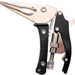 Multi Grip Pliers with Ergonomic Grip