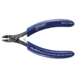 High-Hardness Precision Nippers (Anti-ESD Product)  YN-25AS