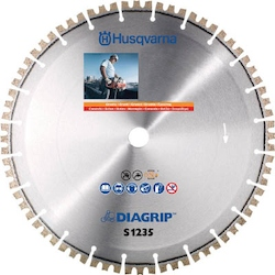 Finest Quality Diamond Wheel S1235 (Dry/Wet Dual-Use)