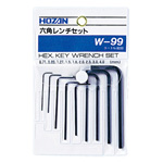 Hex Wrench Set W-99