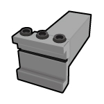 Tool Block SGTBF (Right-Angle Type)