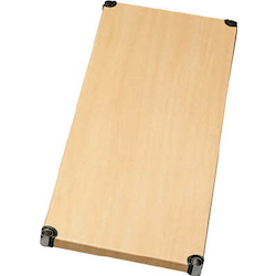 Optional Parts for Metal Rack Woody Shelf Board