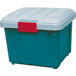 Toolbox RVBOX Dark Green
