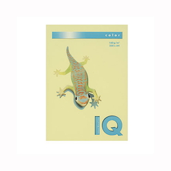 BIO Top Color Paper A4 250 Sheets 160 g/m² Lemon