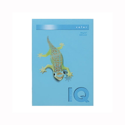 BIO Top Color Paper A4 500 Sheets 80 g/m² Aqua Blue