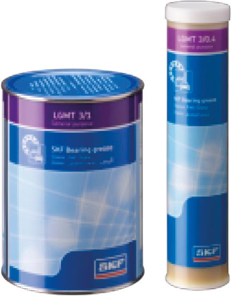 SKF Multi-Purpose Antifriction Bearing Grease, Medium Strength LMGT 3