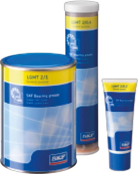 SKF Multi-Purpose Antifriction Bearing Grease, Soft LGMT 2