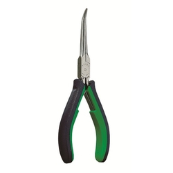 Pro Hobby Fine Tipped Long Nose Pliers / Bent Type HEC-D15
