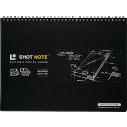Shot Note Horizontal Type