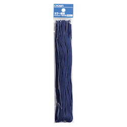 Colored Binding Laces Pylen/Cell Tip Blue 20 Units