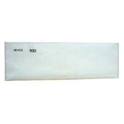 Conference Room Name Plates Replacement Papers (100 Pieces)