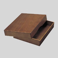 Wooden Tray, Standard: A4 Size CR-TR3-WN