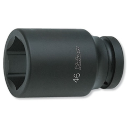 "Impact Socket 1 ""(25.4 mm) Hex Deep Socket 18300M/18300A"