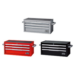 Flat Top Chest (3-Tier 3-Drawer)