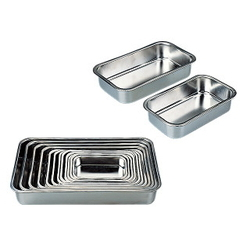 Stainless Steel Parts Tray