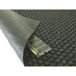 Conductive Puchi-Puchi Black Bubble Wrap