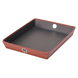 Stacking Tray A4 Wide Brown