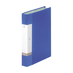 Request / Clear Book, A4 Size Portrait, (60 Pockets), Blue
