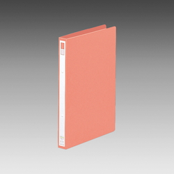 Ring File A4 Portrait Type (Spine Width 27 mm) Pink