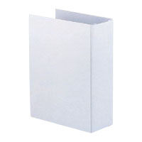 Sheet File A4S Tied White