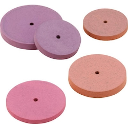 Polishing Rubber-Bonded Wheel, WA Hard NA2713
