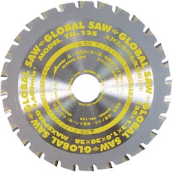 Global Saw Tip Saw (For Natural-Stone-Coated Metal Roof Tiles)