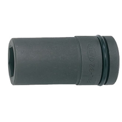 Impact Wrench Socket (Long Type) Hex mm P8L-□