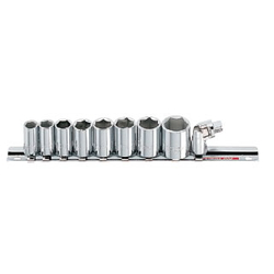Socket Wrench Set (Standard Type) mm 8 pcs. 10 pc. set RS□M